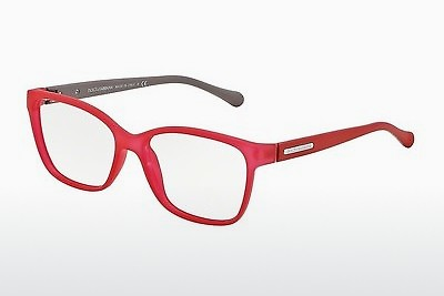 Eyewear Dolce & Gabbana OVER-MOLDED RUBBER (DG5008 2818) - Red
