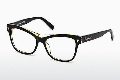 Eyewear Dsquared DQ5196 003 - Black, Transparent