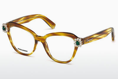 Eyewear Dsquared DQ5212 047 - Brown, Bright