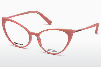 Eyewear Dsquared DQ5221 072 - Gold, Rosa