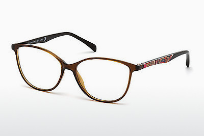 Eyewear Emilio Pucci EP5008 048 - Brown, Dark, Shiny