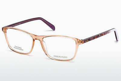 Eyewear Emilio Pucci EP5048 042 - Orange, Shiny