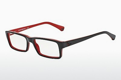Eyewear Emporio Armani EA3003 5061 - Black, Red