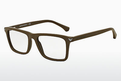 Eyewear Emporio Armani EA3071 5453 - Brown, Mud
