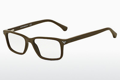 Eyewear Emporio Armani EA3072 5453 - Brown, Mud