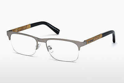 Eyewear Ermenegildo Zegna EZ5014 014 - Grey, Shiny, Bright