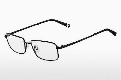 Eyewear Flexon BENEDICT 600 001 - Black, Matt