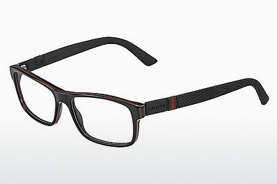 Eyewear Gucci GG 1066 4UP - Black, Green