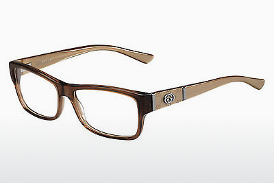 Eyewear Gucci GG 3133 MH5 - Brown, White, Gold