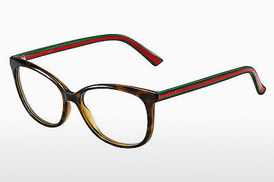Eyewear Gucci GG 3650 17L - Havanna, Green, Red