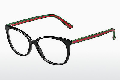 Eyewear Gucci GG 3650 51N - Black, Green, Red