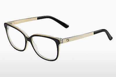 Eyewear Gucci GG 3701 4WH - Black, White, Gold