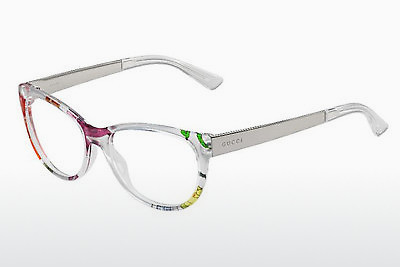Eyewear Gucci GG 3742 2G2 - White, Flowers, Gold