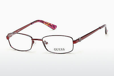 Eyewear Guess GU2524 070 - Burgundy, Bordeaux, Matt