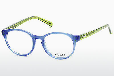 Eyewear Guess GU9160 091 - Blue, Matt