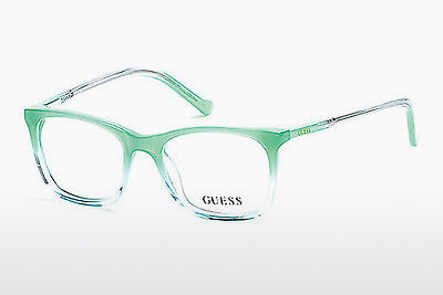 Eyewear Guess GU9164 093 - Green, Bright, Shiny