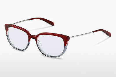 Eyewear Jil Sander J4009 B - Red, Grey