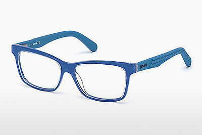 Eyewear Just Cavalli JC0642 084 - Blue, Azure, Shiny