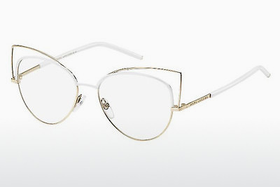 Eyewear Marc Jacobs MARC 12 U05 - Gold, White
