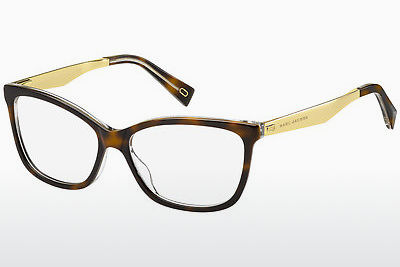 Eyewear Marc Jacobs MARC 206 086 - Brown, Havanna