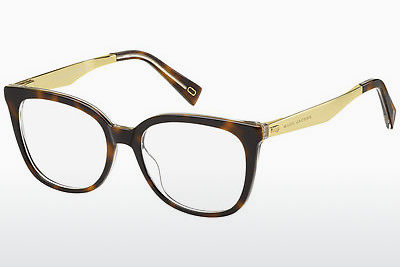 Eyewear Marc Jacobs MARC 207 086 - Brown, Havanna