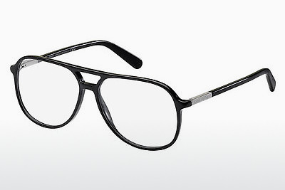 Eyewear Marc Jacobs MJ 549 284 - Black, Silver