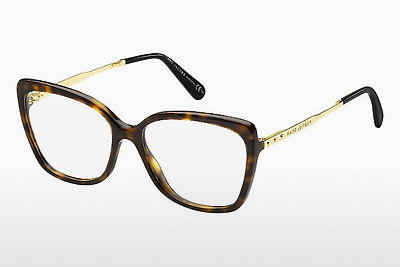 Eyewear Marc Jacobs MJ 615 ANT - Gold, Brown, Havanna