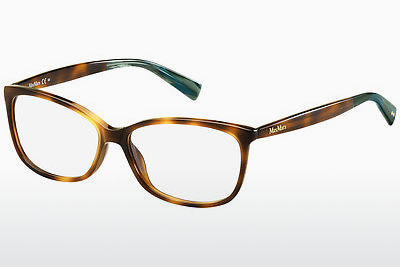 Eyewear Max Mara MM 1230 05L - Brown, Havanna