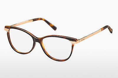 Eyewear Max Mara MM 1233 CJ7 - Havanna, White, Gold