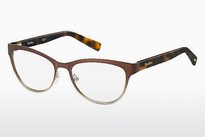 Eyewear Max Mara MM 1241 FQK - Brown, Gold, Havanna