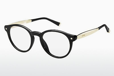 Eyewear Max Mara MM 1272 RHP - Black, Gold