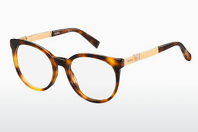 Eyewear Max Mara MM 1286 0CW - Red, Brown, Havanna, Gold