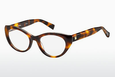 Eyewear Max Mara MM 1300 086 - Brown, Havanna