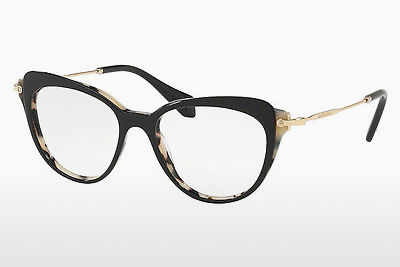 Eyewear Miu Miu MU 01QV ROK1O1 - White, Brown, Havanna, Black