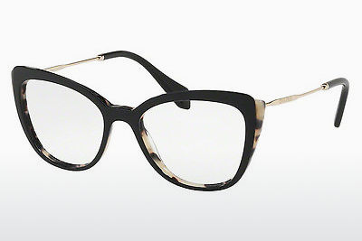 Eyewear Miu Miu MU 02QV ROK1O1 - White, Brown, Havanna, Black
