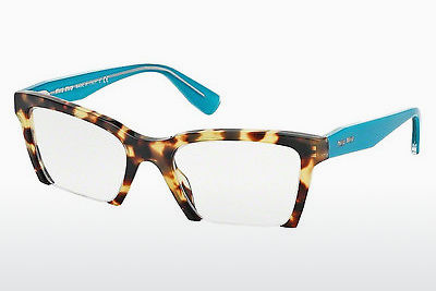 Eyewear Miu Miu RASOIR (MU 04NV 7S01O1) - Brown, Havanna