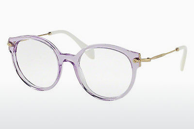 Eyewear Miu Miu MU 04PV U691O1 - Transparent, Purple