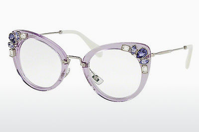 Eyewear Miu Miu MU 05PV U691O1 - Transparent, Purple