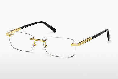 Eyewear Mont Blanc MB0545 030 - Yellow