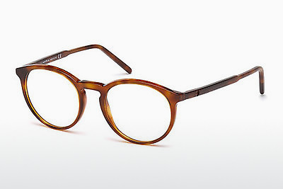 Eyewear Mont Blanc MB0554 053 - Havanna, Yellow, Blond, Brown