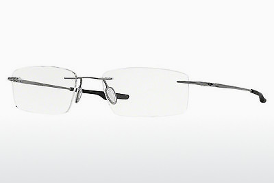 Eyewear Oakley KEEL (OX3122 312203) - White, Chrome
