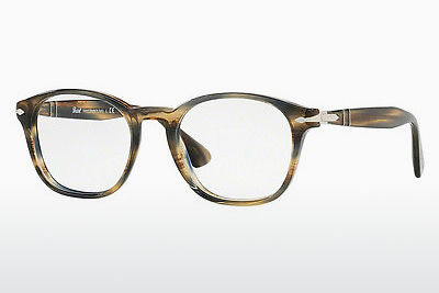 Eyewear Persol PO3122V 1049 - Brown, Havanna, Grey