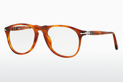 Eyewear Persol PO9649V 96 - Brown, Havanna