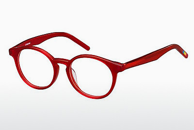 Eyewear Polaroid Kids PLD D800 5NL - Red