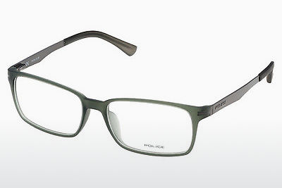 Eyewear Police STUNT 3 (V1975 6S8M) - Grey, Green, Transparent