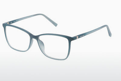 Eyewear Police VPL197 093I - Green, Blue, Transparent