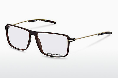 Eyewear Porsche Design P8295 B - Brown, Transparent