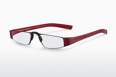 Eyewear Porsche Design P8801 B D2.00 - Grey, Black, Red