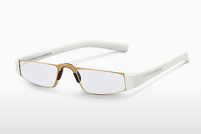 Eyewear Porsche Design P8801 C D1.00 - Gold, White