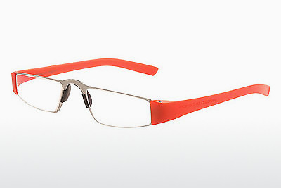 Eyewear Porsche Design P8801 O D2.00 - Orange, Transparent